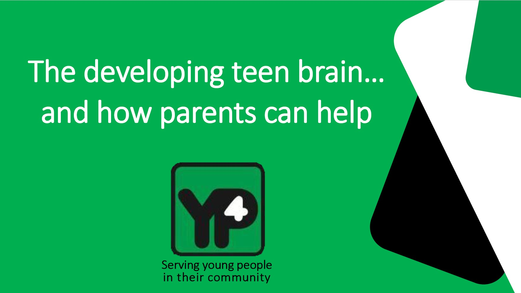 Teen Brain - Information for parents